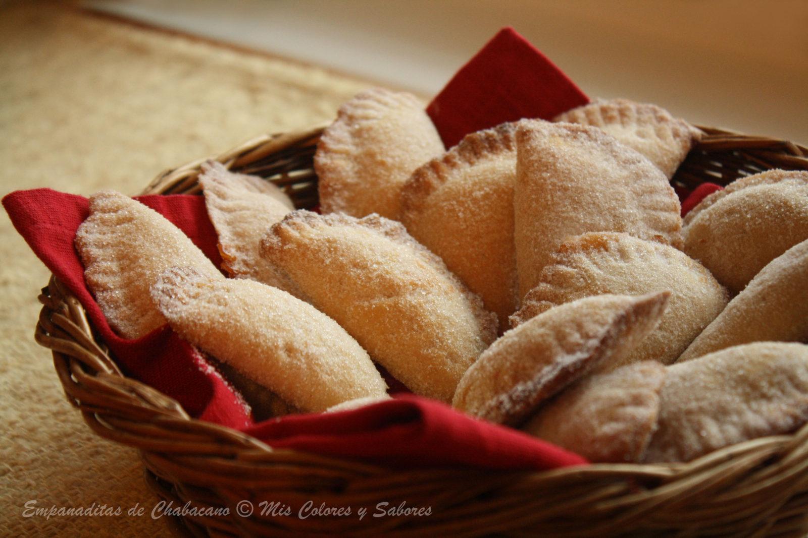 Empanaditas de Chabacano