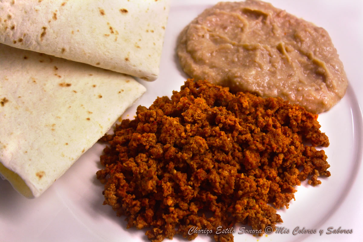 Chorizo Estilo Sonora